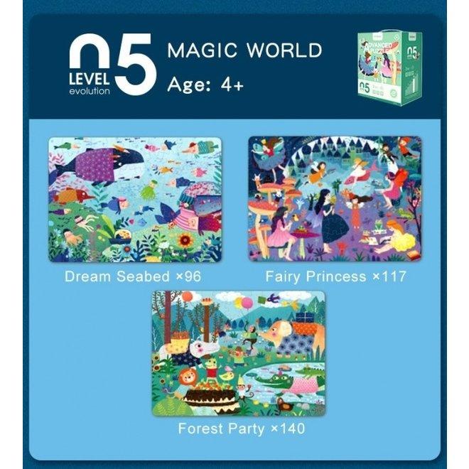Advanced Puzzle - 05 Fairy 353 pcs