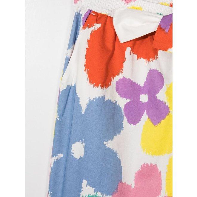 Stella Mccartney KID GIRL FLOWERS PANTS
