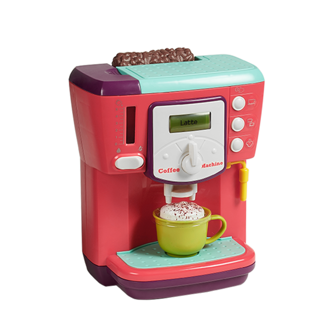 BABYCARE LITTLE COOKER COFFEE MACHINE TOY COFFEE MACHINE