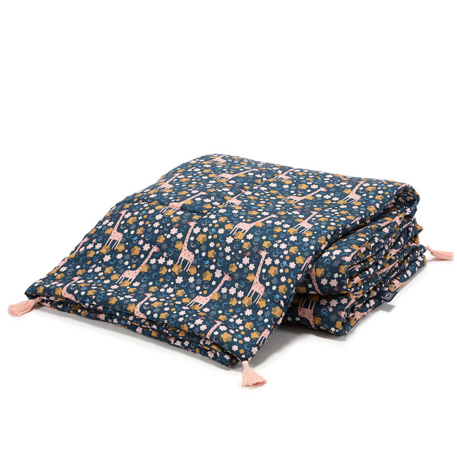 BAMBOO BEDDING ADULT - FRENCH ROSE JARDIN