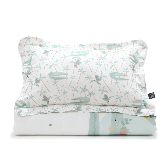 """BEDDING SET WITH FILLING ADULT """"XL"""" - DUNDEE & FRIENDS ONE & DUNDEE FOREST"""