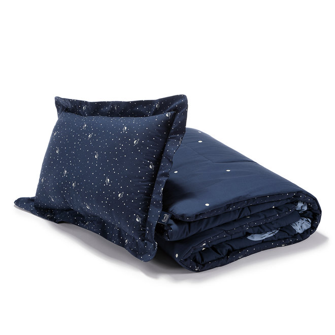 """BEDDING SET WITH FILLING ADULT """"XL"""" - UNIVERSE OF UNICORN & UNIVERSE"""