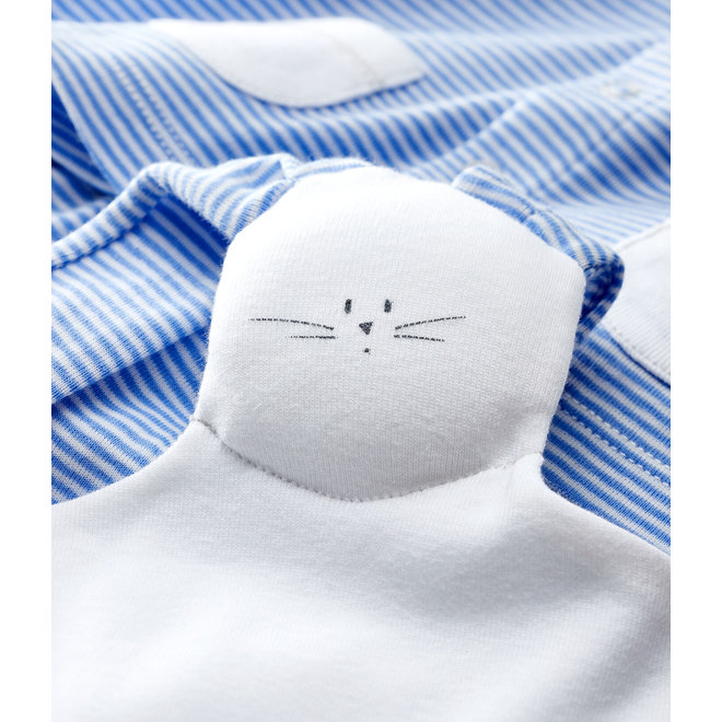 Babies' Blue Organic Cotton Clothing - 3-Pack
