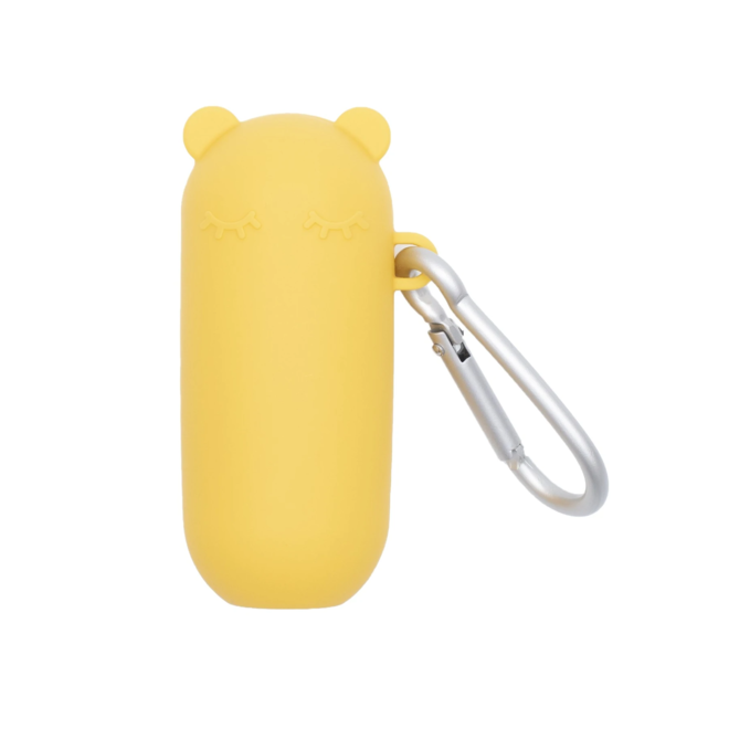 Keepie + Straw Set - Yellow