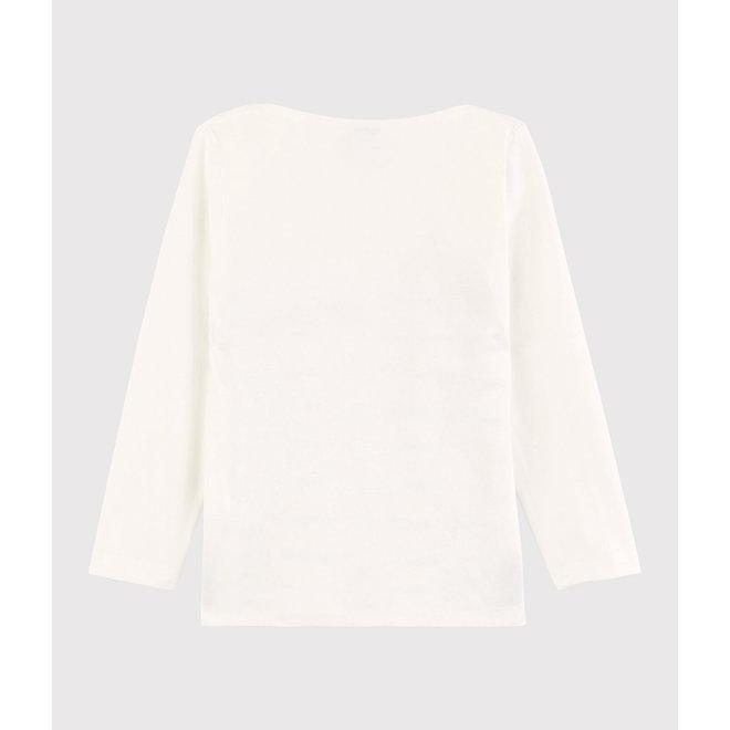 LONG SLEEVES Unisex Jersey T-shirt Marshmallow white