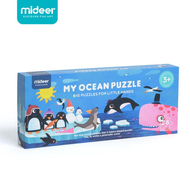 Floor Puzzle - My Ocean 28 pcs