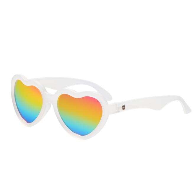 Babiators Original Hearts Sunglasses - Rainbow Bright