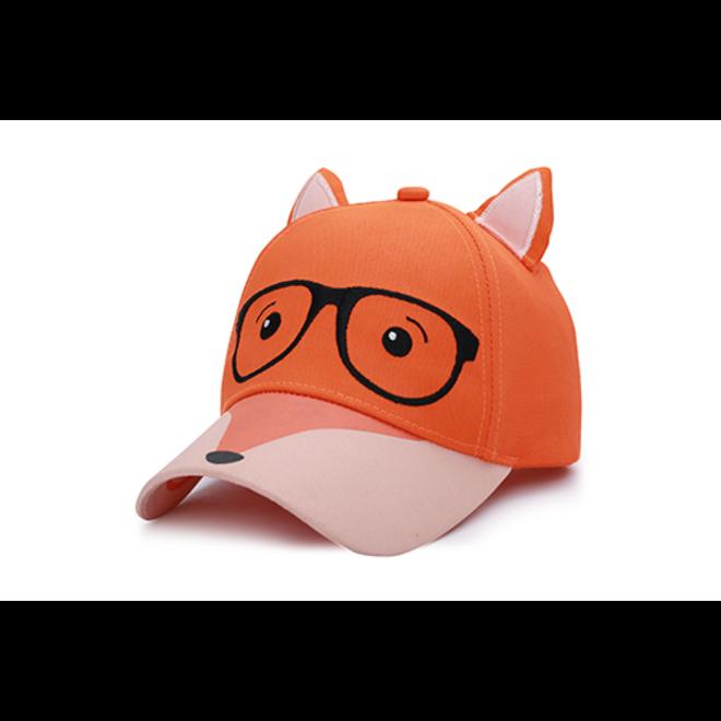 Flapjacks - Kids 3D Cap - Fox