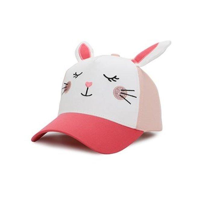 FlapJackKids - Kids' 3D Cap - Bunny