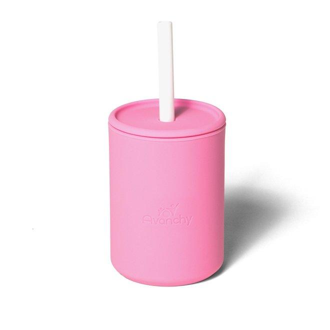 Avanchy La Petite Mini Silicone Cup Pink