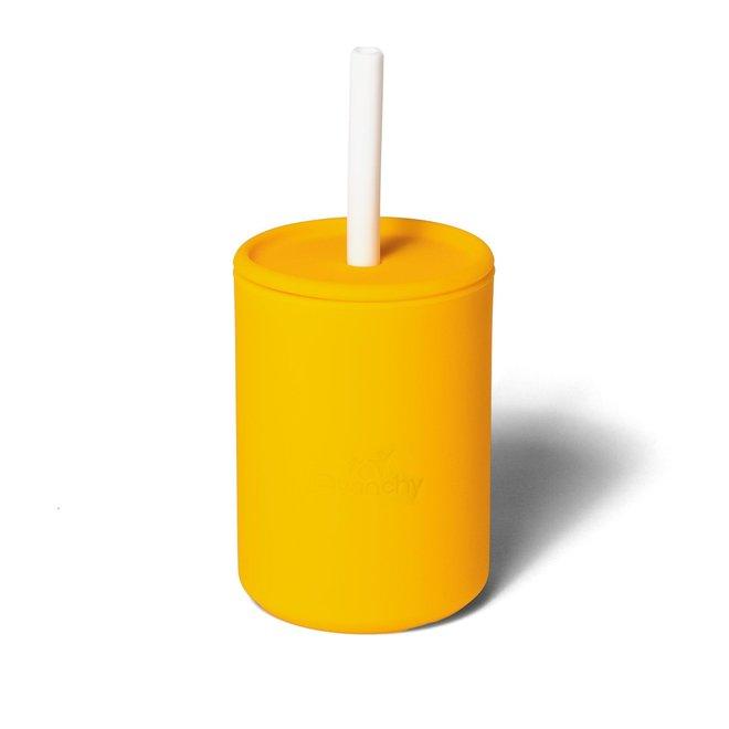 Avanchy La Petite Mini Silicone Cup Yellow