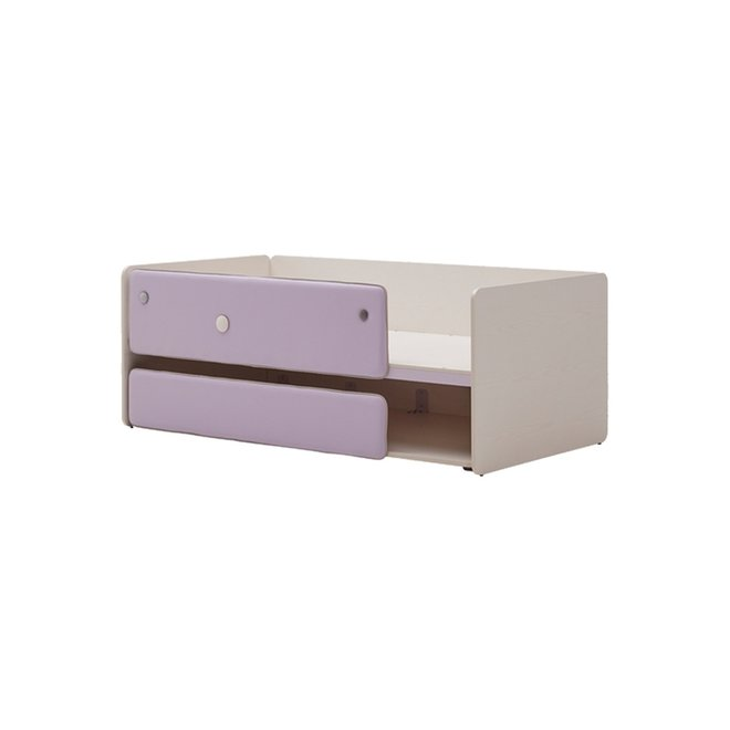 ILOOM CABIN 2-STORY SLIDING BED 1000W Lilac