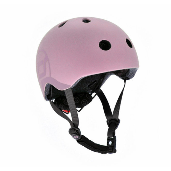 Scoot And Ride Baby Helmet-Rose Size S-M