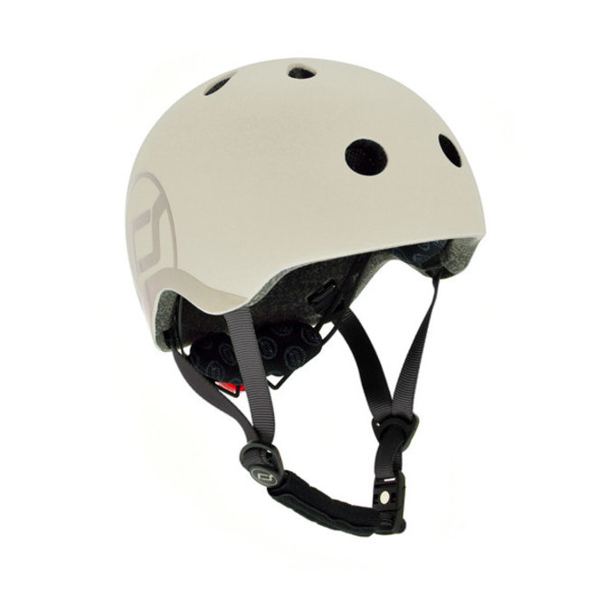 Scoot And Ride Baby Helmet-Ash Size S-M