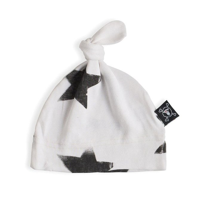 FADED STAR HAT WHITE