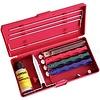 Lansky Sharpeners LKUNV--Lansky, Universal Sharpening System / Precision Knife Sharpening Kit