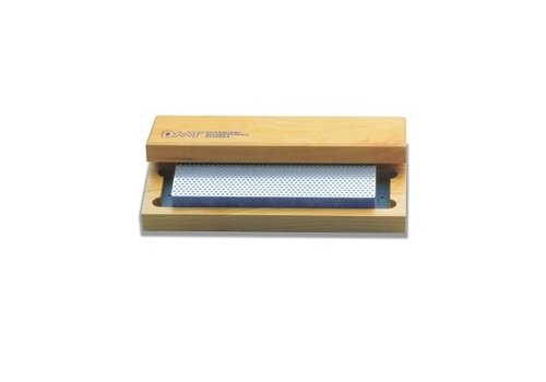 "DMT Diamond Sharpeners DMT, 8"" Diamond Whetstone, Coarse w/ Hardwood Box"