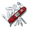Victorinox (Discontinued)1.3705.AVT-- Victorinox, Swiss Army, Traveller,  Red