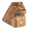 Wusthof 2099601704--Wusthof, 17-Slot Knife Block, Acacia #86