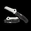 Spyderco Knives C89SBK--Spyderco, Atlantic Salt w/ Black FRN Handle and H1 Stainless Serrated Blade