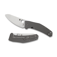C211TIP--Spyderco, SpydieChef w/ Titanium Handle and LC200N Stainless Blade