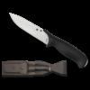 Spyderco Knives FB42GP--Spyderco, Zoomer w/ Black G-10 Handle and CPM-20CV Powdered Steel Blade