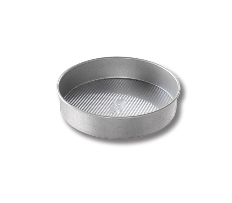 """1070LC--USA Pan, 9"""" Round Cake Pan - 9x2"""