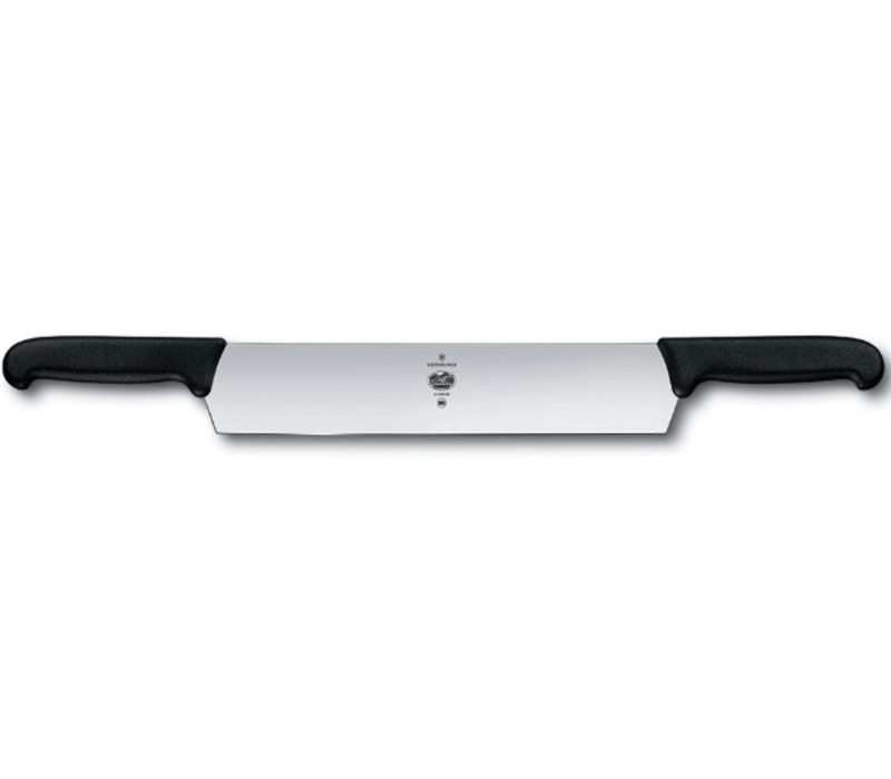 """(Discontinued)40194--Victorinox, 12"""" Cheese Knife, Double-Handled"""