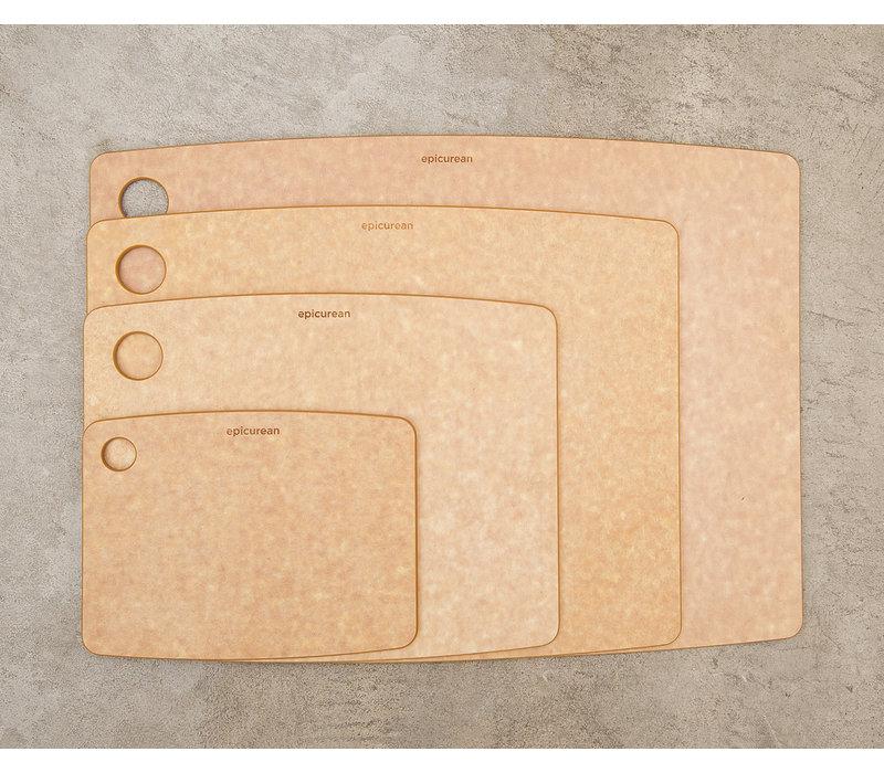 """001-120901--Epicurean, KS Natural Cutting Board - 11.5"""" x 9"""""""