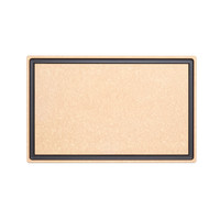 "006-23150102--Epicurean, CS Nat/Slt Cutting Board - 23"" x 14.5"""