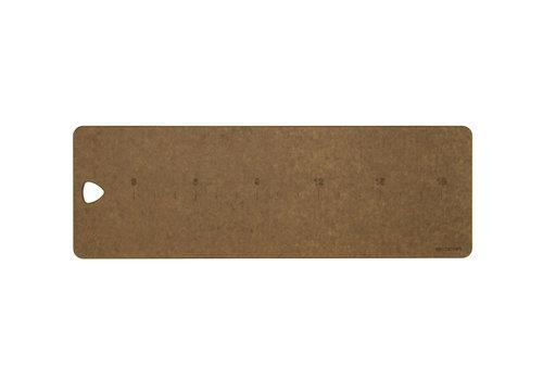 "Epicurean 013-190603--Epicurean, Fillet Board Nutmeg - 19"" x 6"""