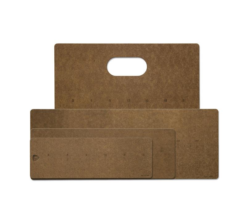 "013-190603--Epicurean, Fillet Board Nutmeg - 19"" x 6"""
