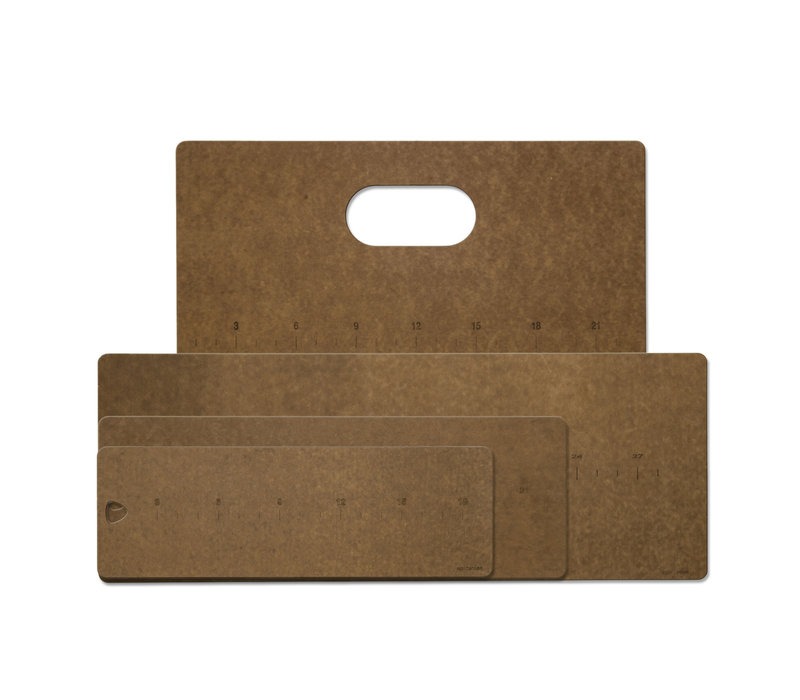 "013-230803--Epicurean, Fillet Boards Nutmeg - 23"" x 8"""