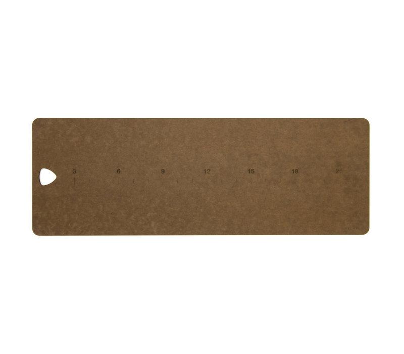 """013-301203--Epicurean, Fliiet Board Nutmeg - 30"""" x 11.5"""""""