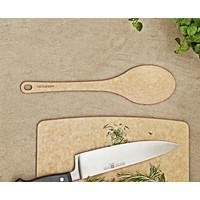 """015-30101--Epicurean, KS Large Spoon, Natural 12"""""""