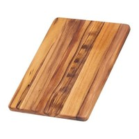 402--Teak Haus, Essential Collection - Rectangle - Cutting/Serving 10x6.5x0.55