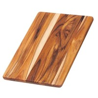 403--TeakHaus, Essential Collection - Rectangle - Cutting/Serving - 13.75x9.5x0.55