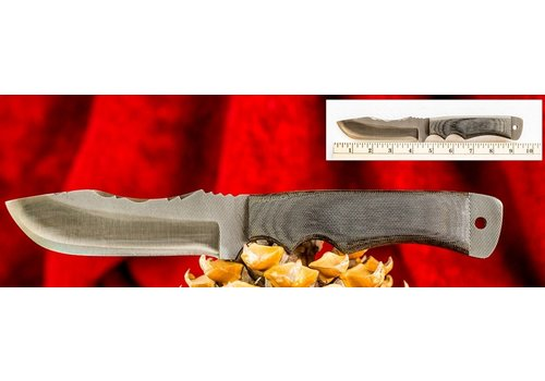 Anza Knives ANZA(505)--ANZA, Tracker -M* Micarta Handle