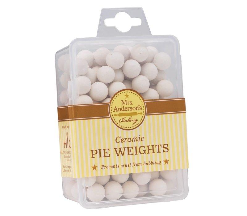 108--HIC, Ceramic Pie Weights