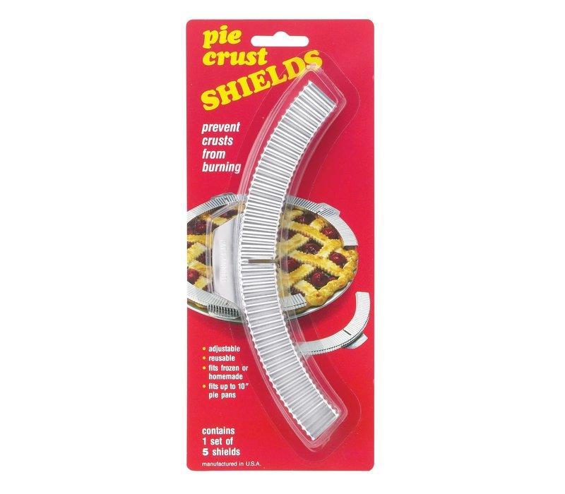 1646-- HIC, Pie Crust Shields