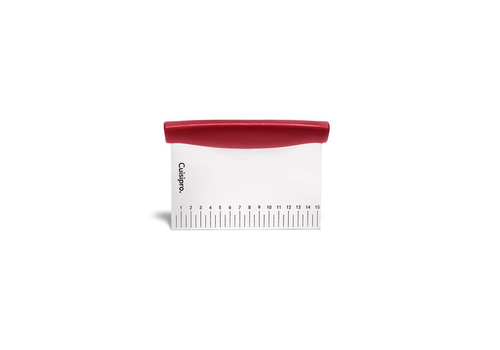 Cuisipro 747366--Browne, Cuisipro Dough Cutter, Red