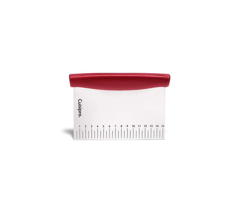 747366--Browne, Cuisipro Dough Cutter, Red