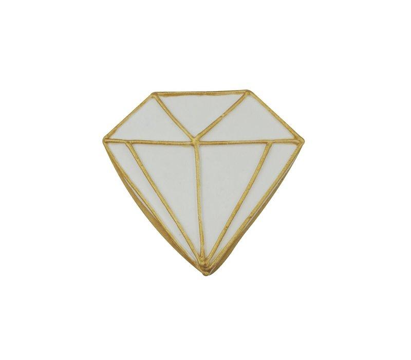 "0821S--R&M, Diamond CC 4"" (Single)"
