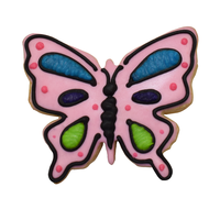 """1234/QS--R&M, Butterfly CC 3.25"""" Pink (single)"""