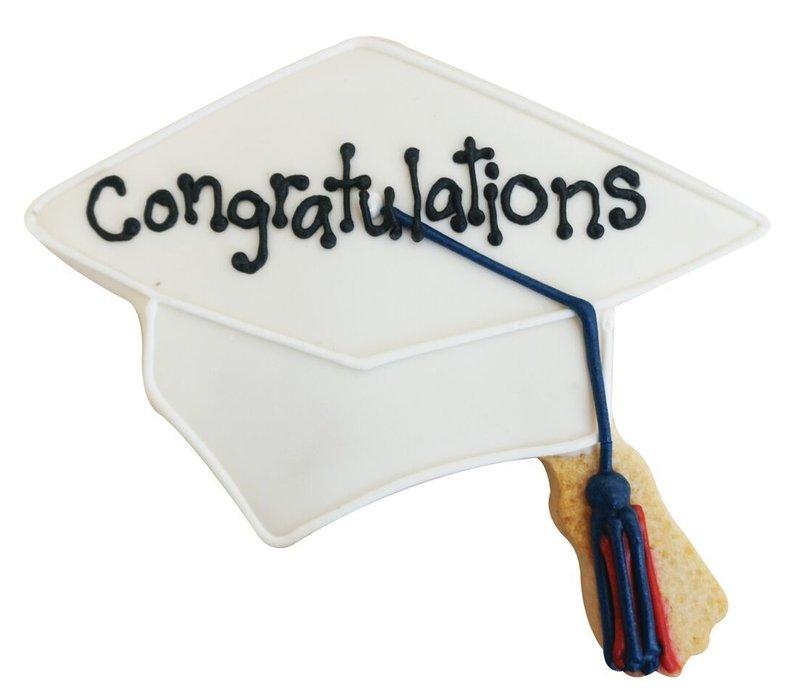 "0982/KS--R&M, Black Cap Graduation CC 4.5""  (Single)"