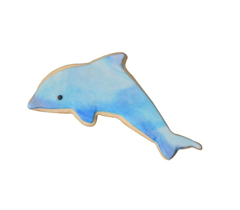 "1270/BS--R&M, Dolphin CC 4.5"" Blue (Single)"