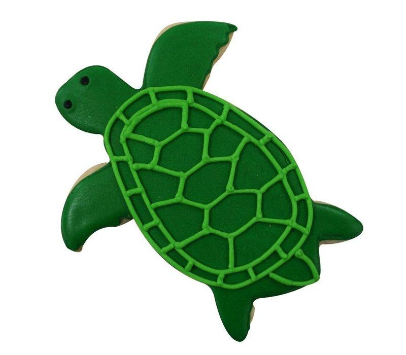"1079/VS--R&M, Sea Turtle CC 5"" Green (single)"