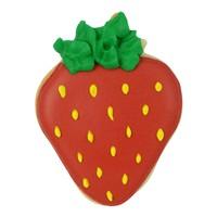 "1276/RS--R&M, Strawberry CC 3"" Red (single)"