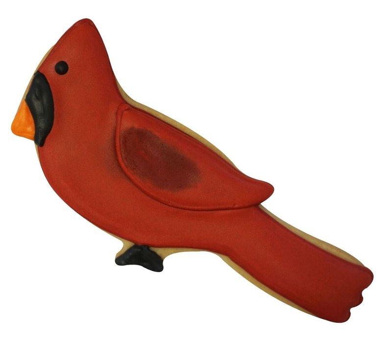 "1263/RS--R&M, Cardinal CC 4.5"" Red (Single)"