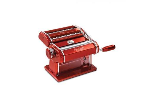 HIC 8334-- HIC, Atlas 150 Pasta Machine, Red